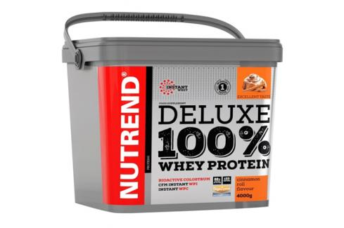 Nutrend Deluxe 100% Whey 4000 g Proteiny