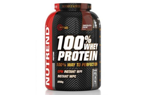 Nutrend 100% Whey Protein 2250 g Proteiny