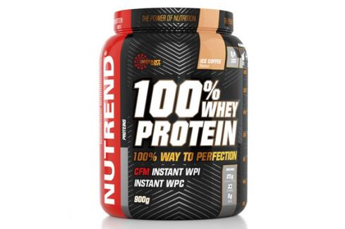 Nutrend 100% Whey Protein 900 g Proteiny