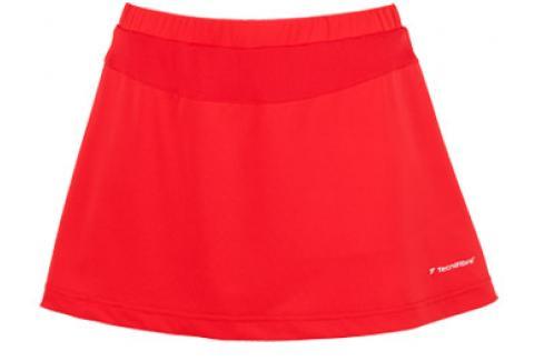 Sukně Tecnifibre Cool Red Sportovní sukně