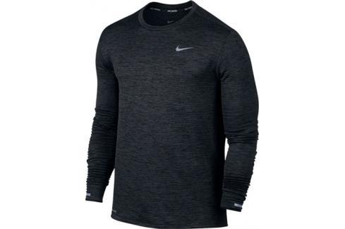 Pánské tričko Nike Therma Sphere Running Black Dámská trička