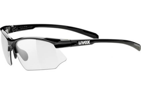 Uvex Sportstyle 802 Vario black Cyklistické brýle
