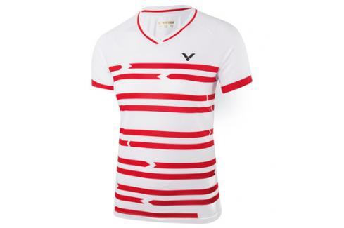 Dámské funkční tričko Victor Denmark 6618 Denmark White Dámská trička