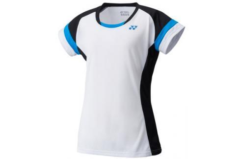 Dámské funkční tričko Yonex YW0001 White Dámská trička