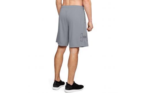 Pánské šortky Under Armour Tech Graphic Short Grey Pánské oblečení