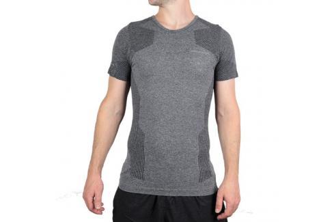 Pánské tričko Endurance Kanen Seamless Tee SS Black Dámská trička