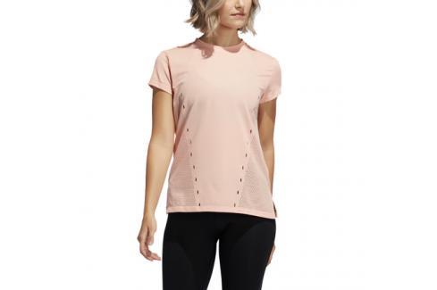 Dámské tričko adidas Engineered Tee růžové Dámská trička