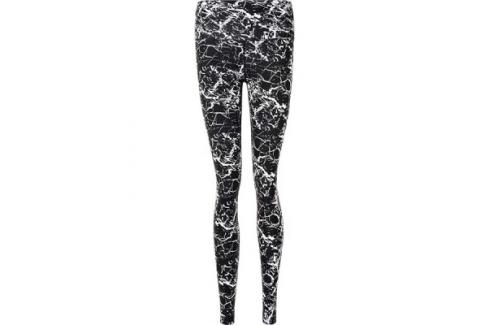 Dámské legíny Endurance Alec černo-bílé Dámské kalhoty