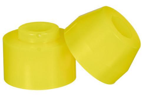 Bushingy Interlock Jelly's 95A Yellow 4 ks Longboardy