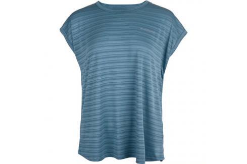 Dámské tričko Endurance Drego Lose Fit SS Tee modré Dámská trička