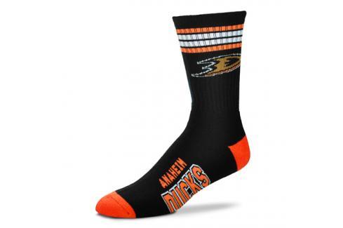 Ponožky FBF 4 Stripes Crew NHL Anaheim Ducks Pánské ponožky
