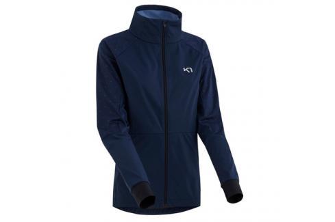 Dámská bunda Kari Traa Signe Jacket modrá Dámské bundy a kabáty