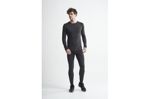 Pánský set Craft Merino 180 šedý Pánské oblečení