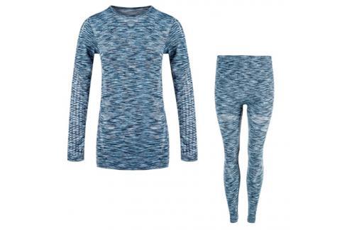 Dámský set Endurance Ascoli Seamless Performance Blue Dámské oblečení