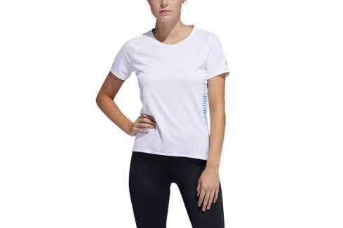Dámské tričko adidas 25/7 Rise Up N Run Parley bílé Dámská trička