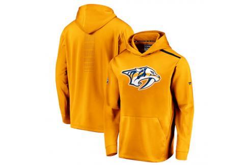 Pánská mikina s kapucí Fanatics Rinkside Synthetic Pullover Hoodie NHL Nashville Predators Pánské mikiny