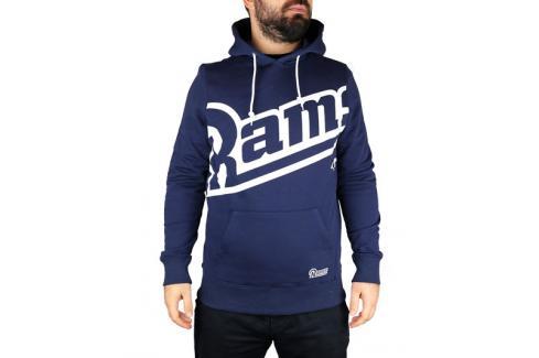 Pánská mikina s kapucí Fanatics Oversized Graphic OH Hoodie NFL Los Angeles Rams Pánské mikiny