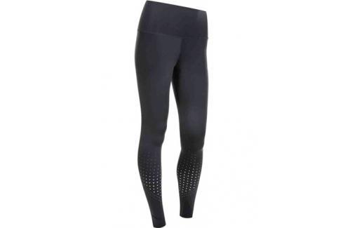 Dámské legíny Endurance Winona Waist Lasercut Tights černé Dámské kalhoty