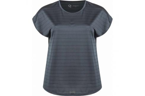 Dámské tričko Endurance Q Minsta Tee černé Dámské oblečení