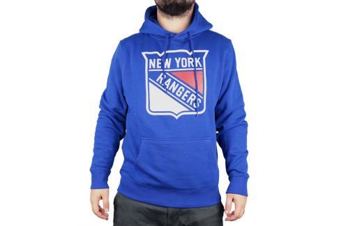 Pánská mikina s kapucí Fanatics Primary Core NHL New York Rangers Pánské mikiny