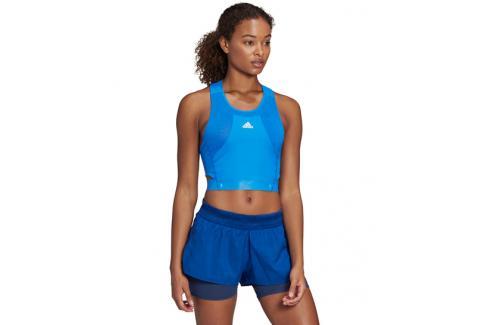 Dámský top adidas Heat.RDY modrý Dámská trička