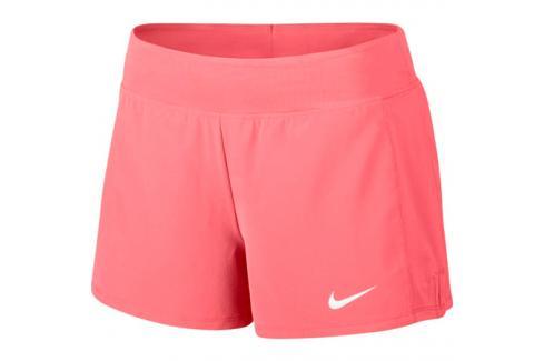 Dámské šortky Nike Court Flex Lawa Glow Dámské šortky