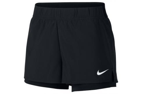 Dámské šortky Nike Court Flex Short Black Dámské šortky